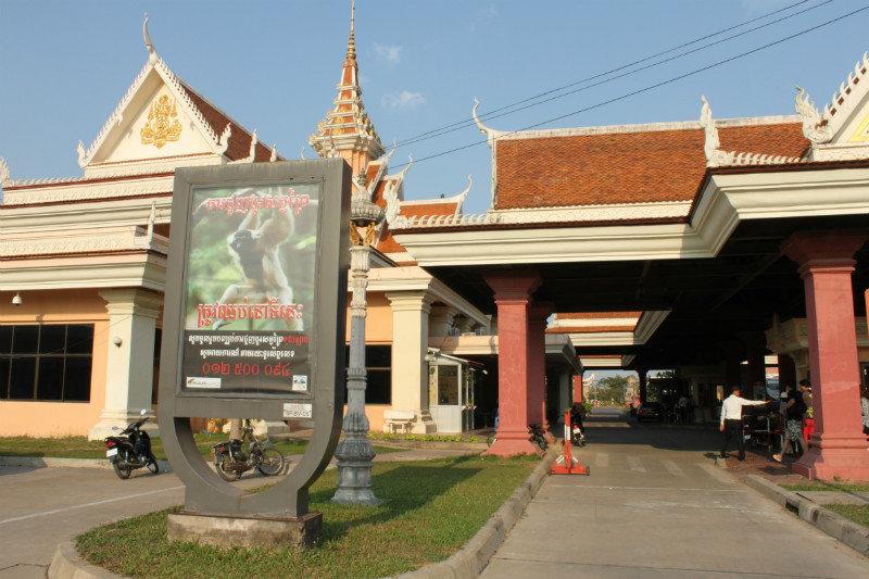Hướng dẫn xin visa cho khách nước ngoài tại cửa khẩu Mộc Bài