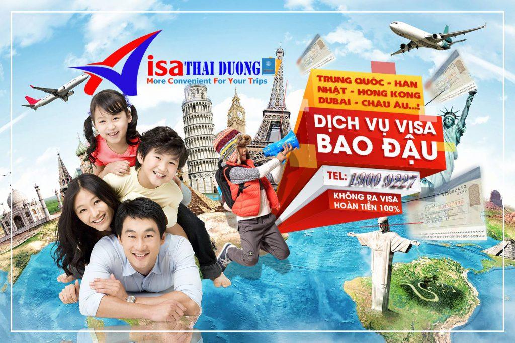 Visa tại cửa khẩu Mộc Bài dịch vụ xin visa tại mộc bài
